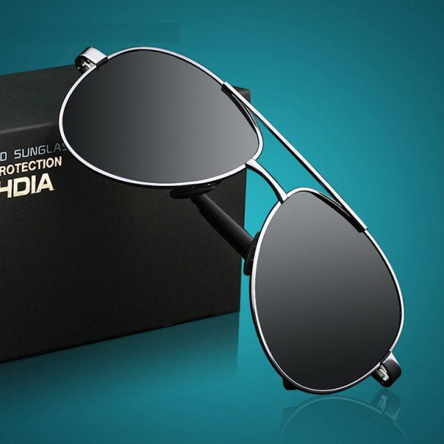 Men's Designer Pilot Sunglasses
