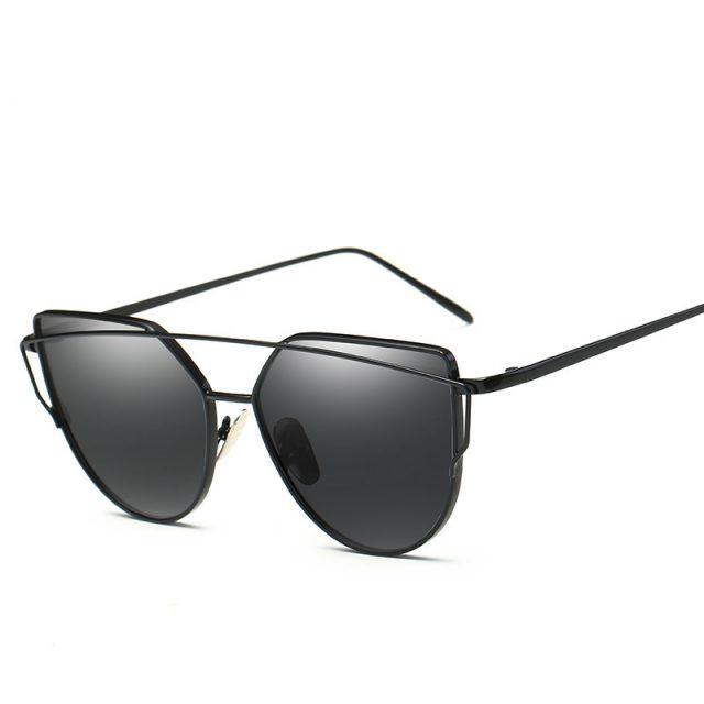 Women's Oversize Cat Eye Sunglasses