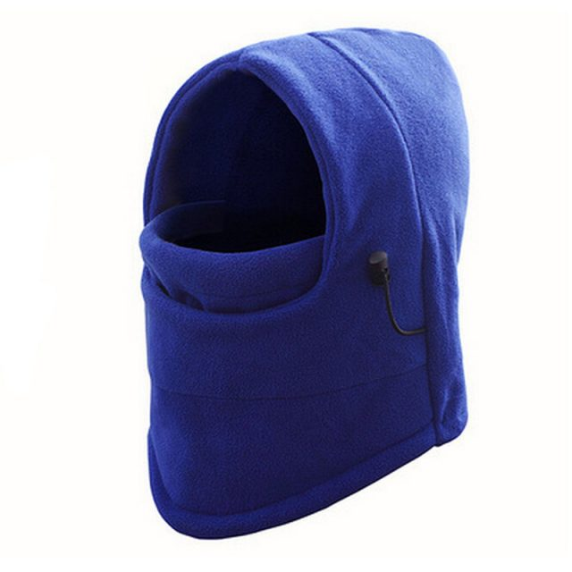 Useful Comfortable Warm Windproof Fleece Beanie