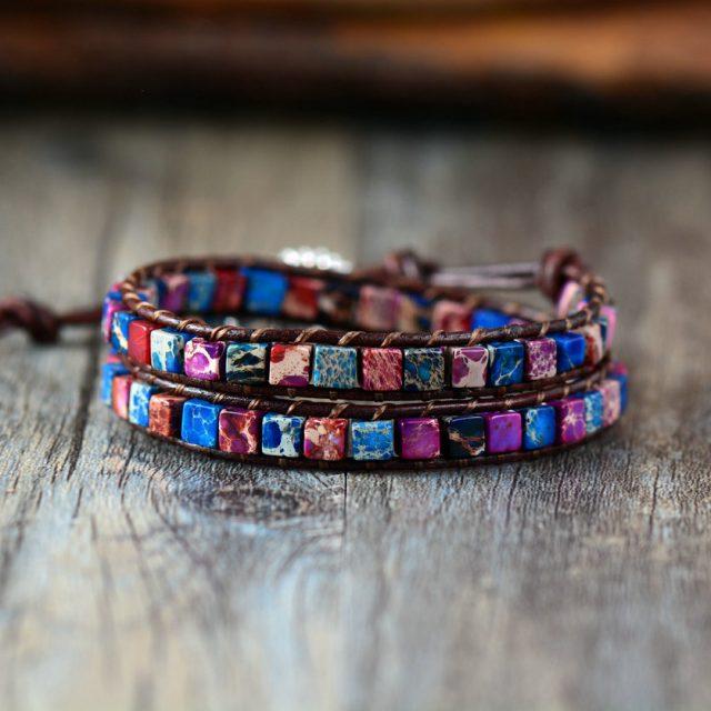 Stylish Boho Multilayered Women's Bracelet