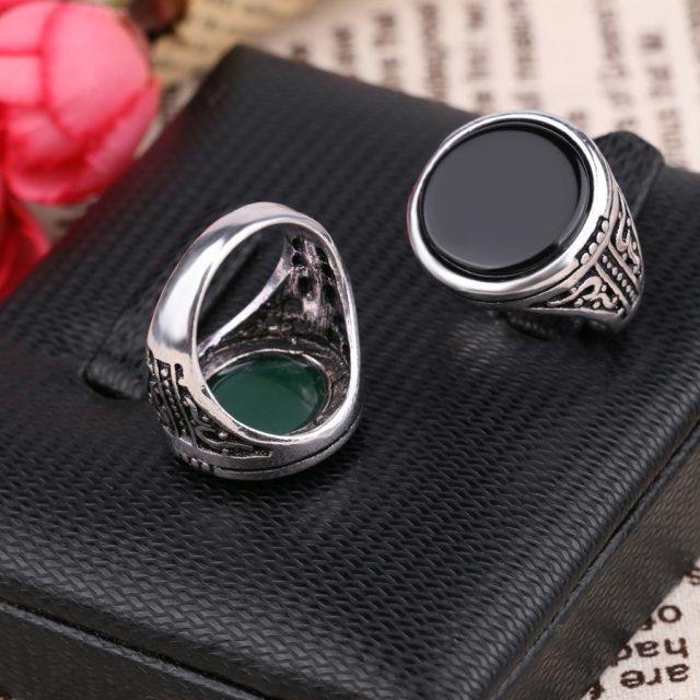Beautiful Colors Men's Ring
