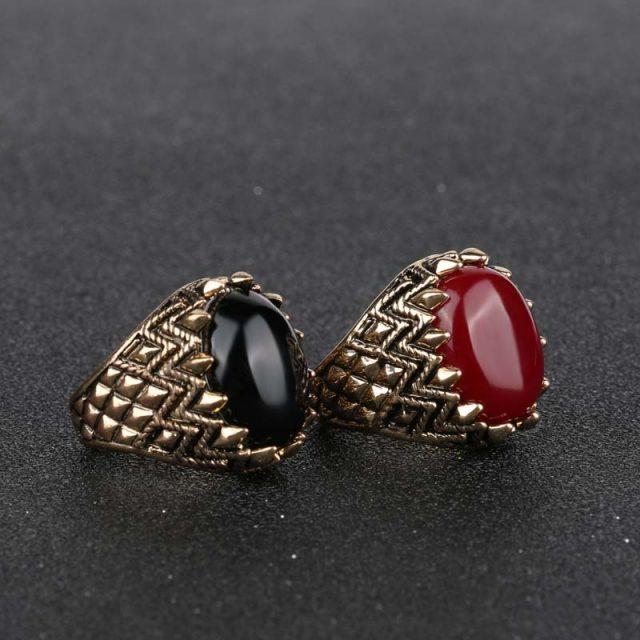 Fashion Gold Men's Ring