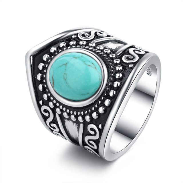 Bohemian Ring for Men